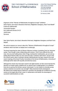 Women in Maths letter-1