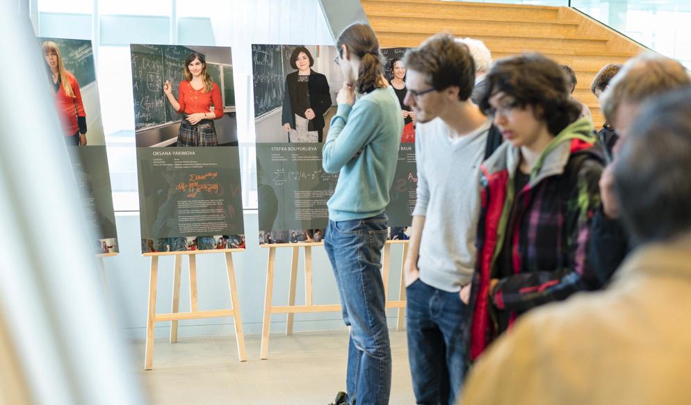 Opening expo Vrouwen in de Wiskunde-001