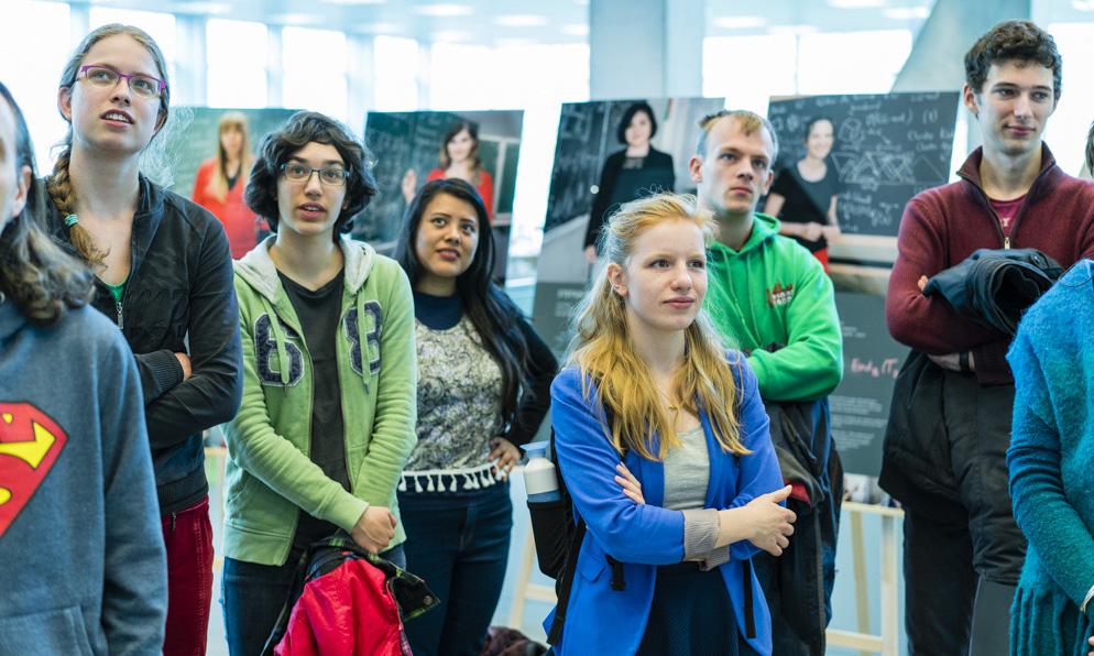 Opening expo Vrouwen in de Wiskunde-008