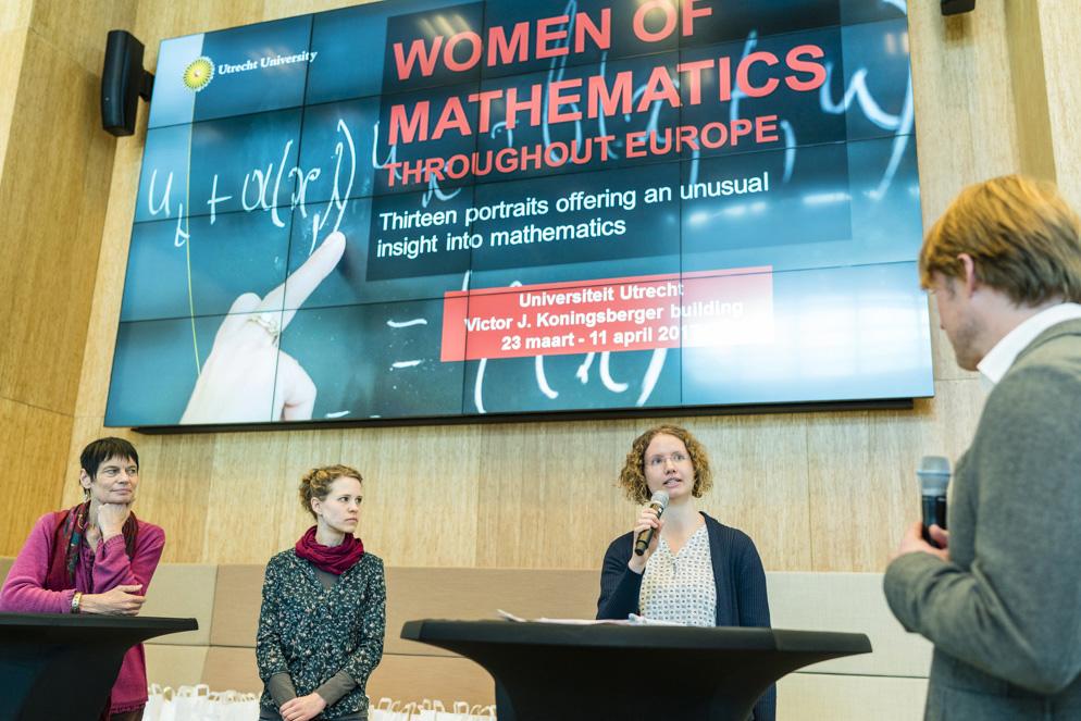 Opening expo Vrouwen in de Wiskunde-014