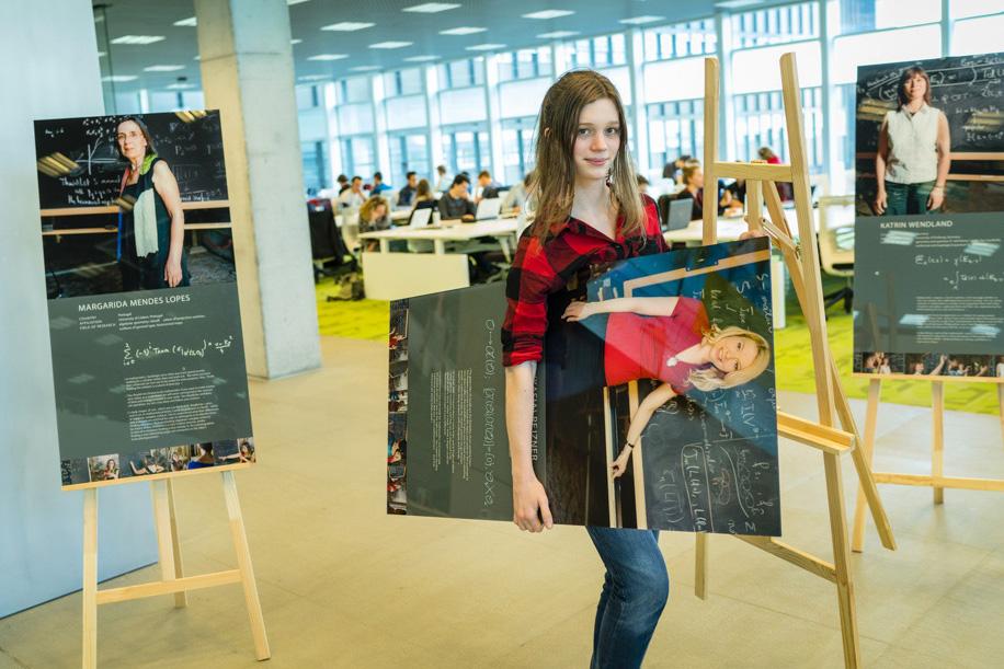 Opening expo Vrouwen in de Wiskunde-035