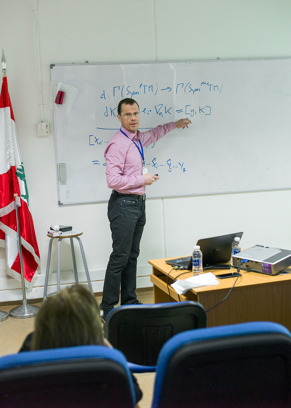 February 15 -17, 2018 Doctoral School of Sciences and Technology, Hadath & Fanar Lebanese University, Beirut, Lebanon Humboldt Kolleg At the confluence of Analysis, Geometry and Modern Mathematical Physics